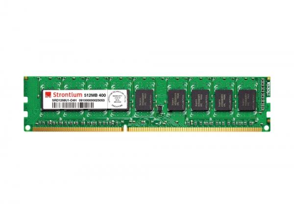 Ram Strontium DDR1 1Gb bus 400MHz