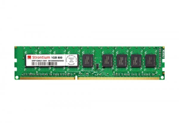 Ram Strontium DDR2 2GB bus 800MHz