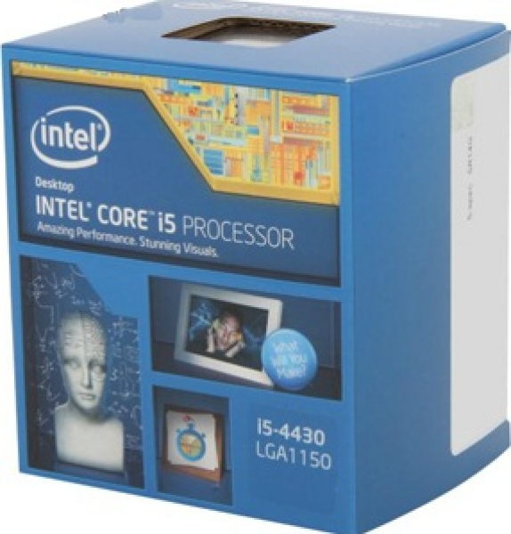 Intel Core™ i5-4430 Haswell 3.0GHz LGA 1150 84W