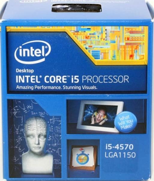 Intel Core™ i5-4570 Haswell 3.2 GHz LGA1150 84W