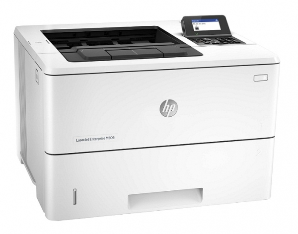 HP LaserJet Ent M506n Printer