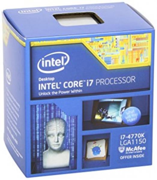 Intel Core™ i7-4770 Haswell LGA1150