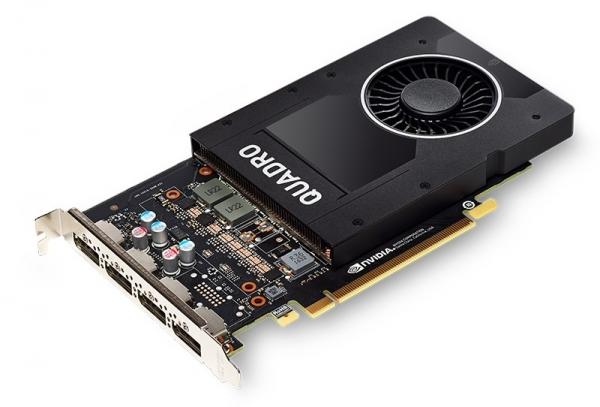 nVidia Quadro P2000 5GB GDDR5