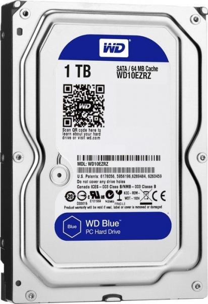WD BLUE 1TB 3.5