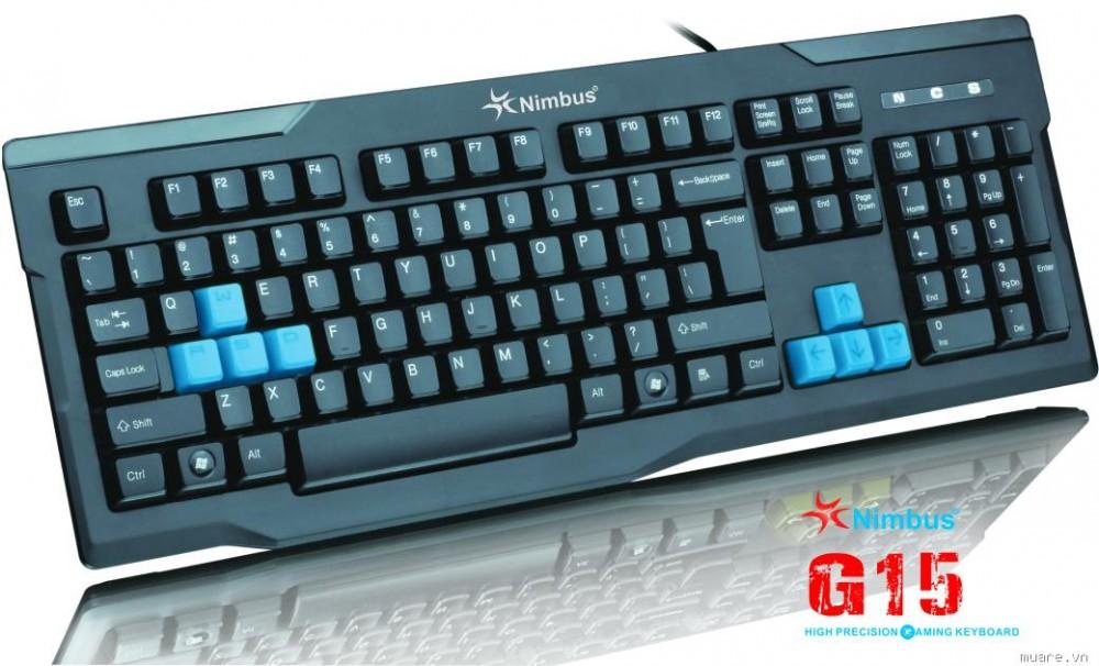 Keyboard Nimbus USB G15
