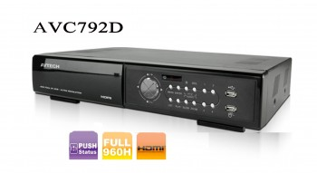 Đầu ghi hình 4 kênh AVTECH AVC792D