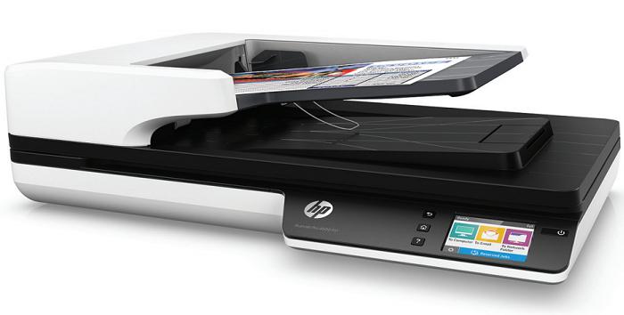 HP Scanjet Pro 2500 fn1