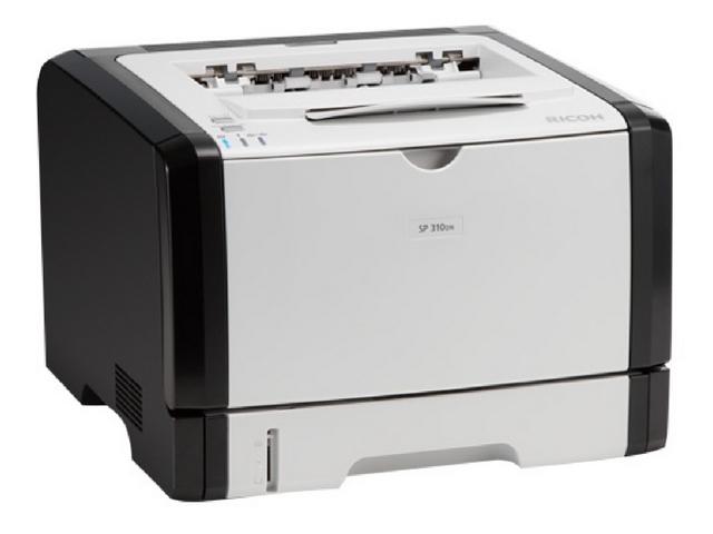 Máy in Ricoh SP 325DNW- IN 2 mặt, in mạng, wifi, NFC
